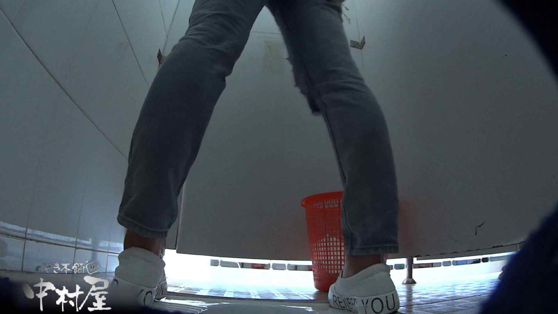 アジアンビューティー達の聖水 大学休憩時間の洗面所事情24 0  83連発 30