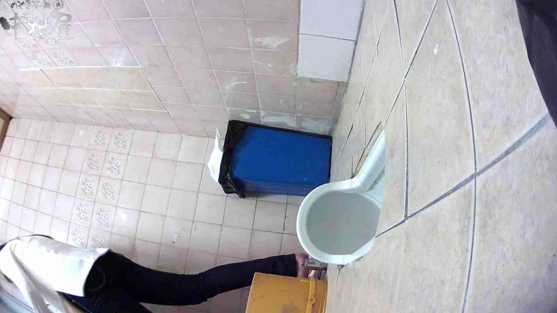 おまんこ丸見え:韓流トイレ盗撮vol.18:のぞき本舗 中村屋