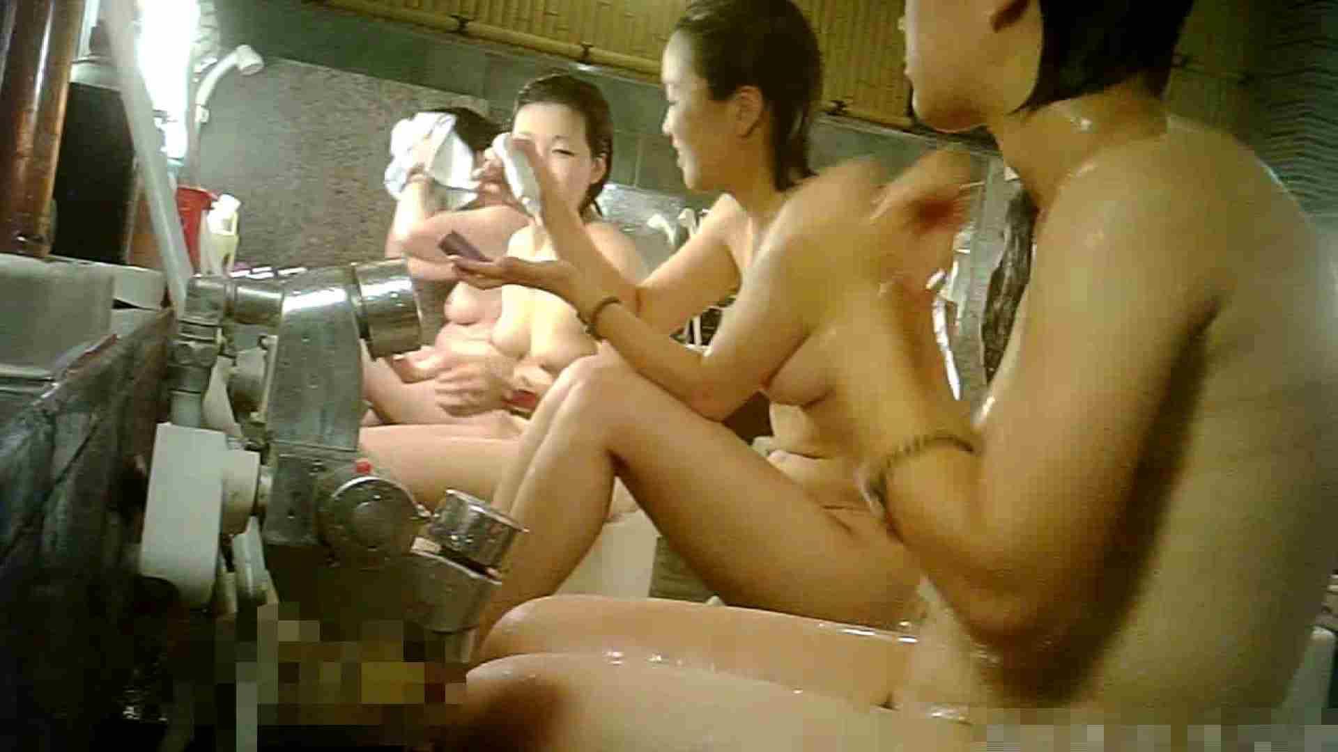 手を染めてしまった女性盗撮師の女風呂潜入記 vol.006 0   0  57連発 31