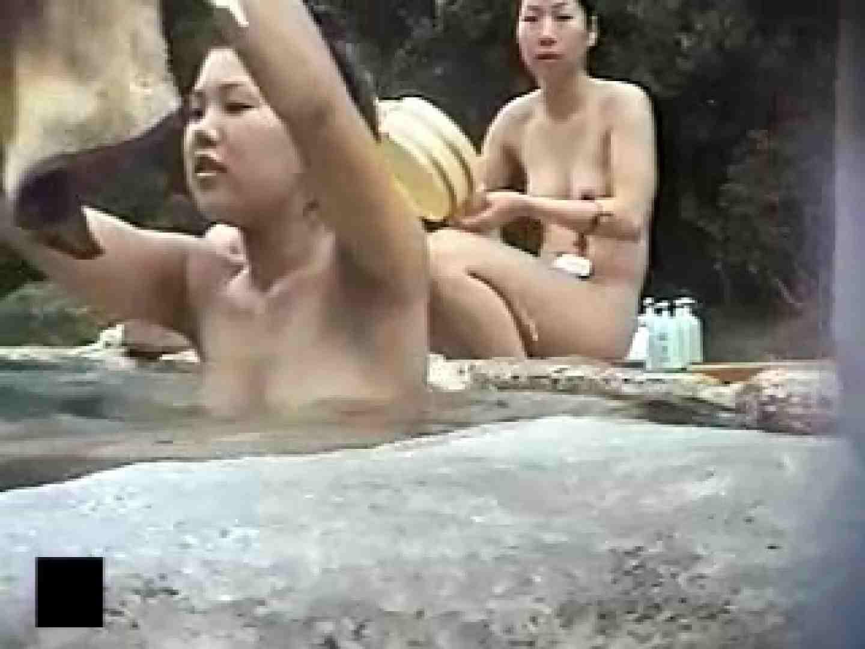 女体舞う露天風呂第一章 第五節 0  93連発 54