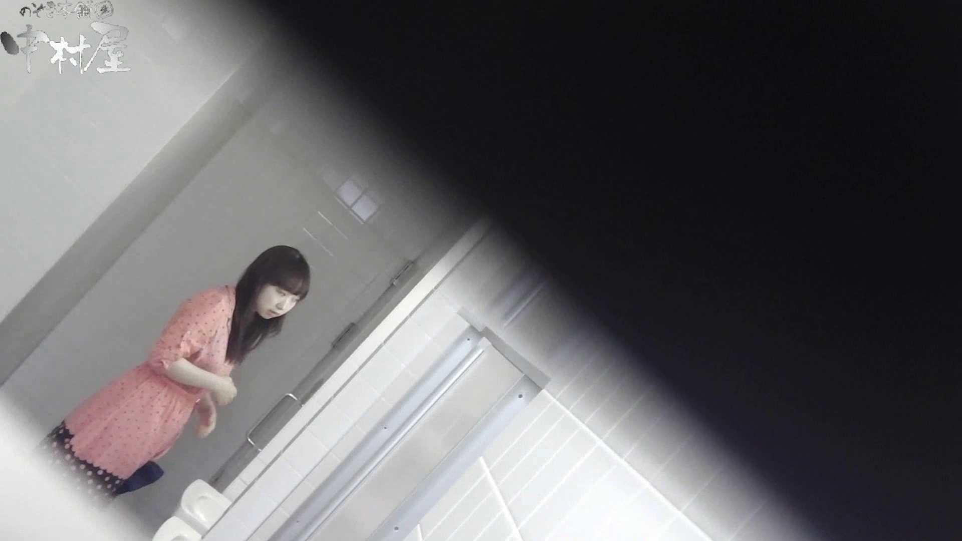 【お銀さんの「洗面所突入レポート!!」】お銀さんの「洗面所突入レポート!!」 vol.28小島陽菜似のピンクオシャレさん 0  64連発 12