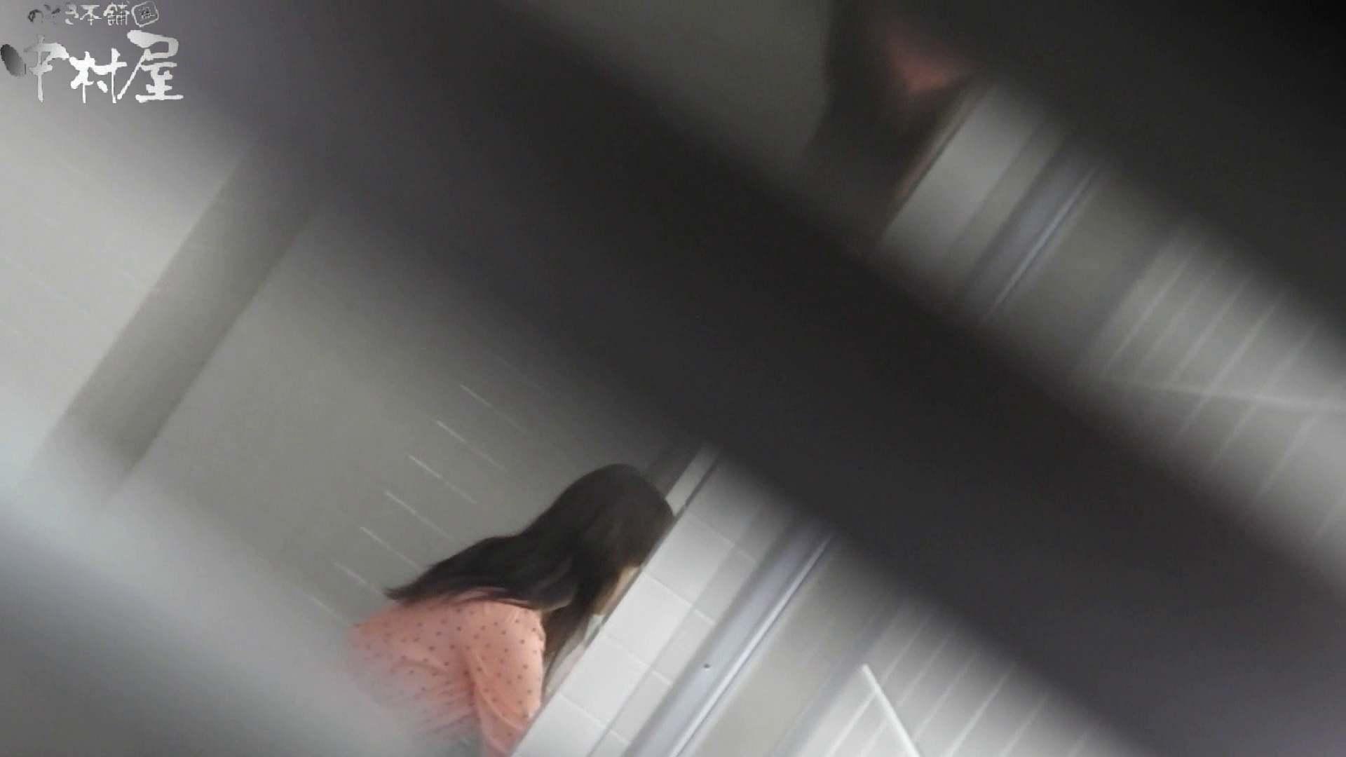 【お銀さんの「洗面所突入レポート!!」】お銀さんの「洗面所突入レポート!!」 vol.28小島陽菜似のピンクオシャレさん 0 | 0  64連発 15