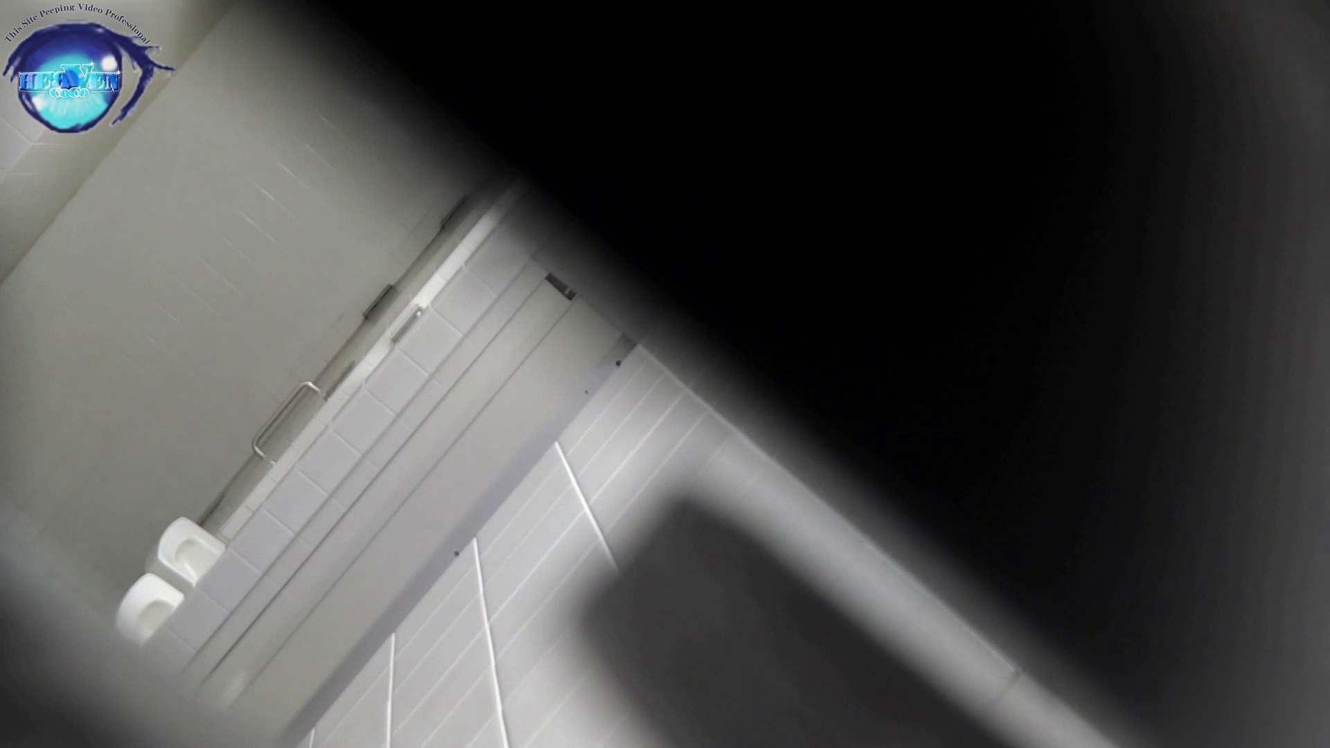 おまんこ丸見え:お銀さんの「洗面所突入レポート!!」 vol.51 突入最前線!おまけ付き 前編:のぞき本舗 中村屋