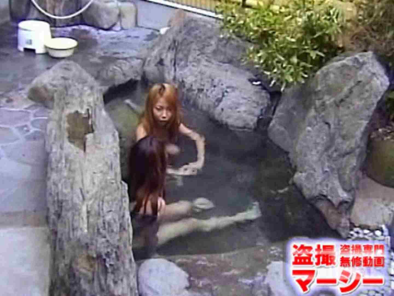 女子寮の女風呂 露天風呂付 0  92連発 42