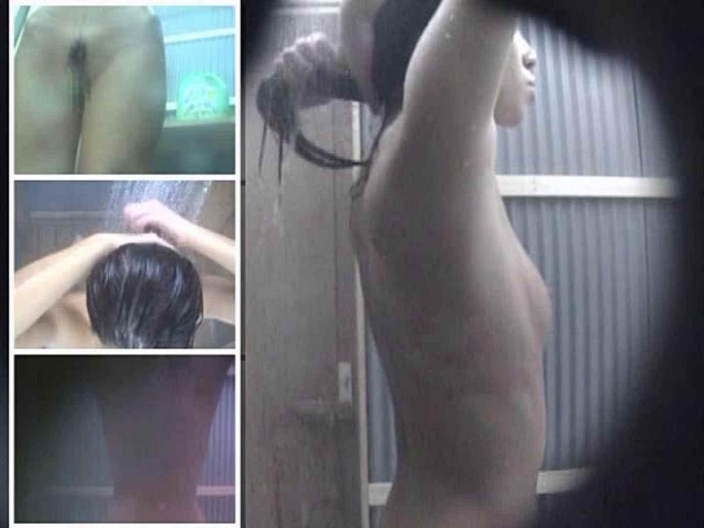 湘南 真夏のシャワールーム④ 0   0  33連発 19