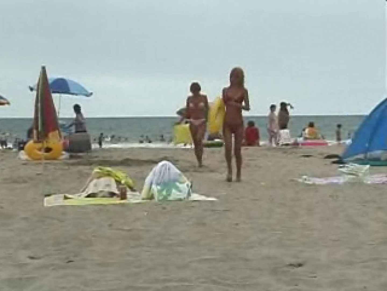 浜辺の極上水着ギャルウォッチング 0   0  74連発 7