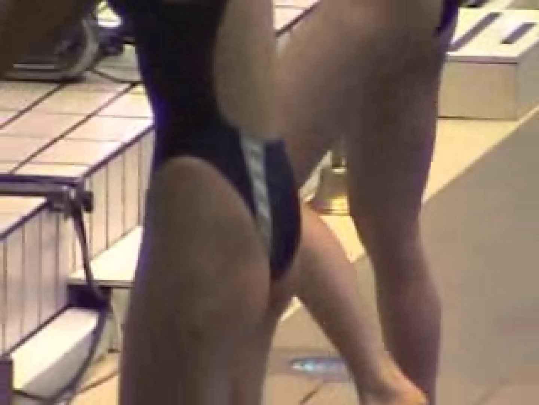 競泳オリンピック代表選手 追い撮り盗撮 0   0  95連発 9