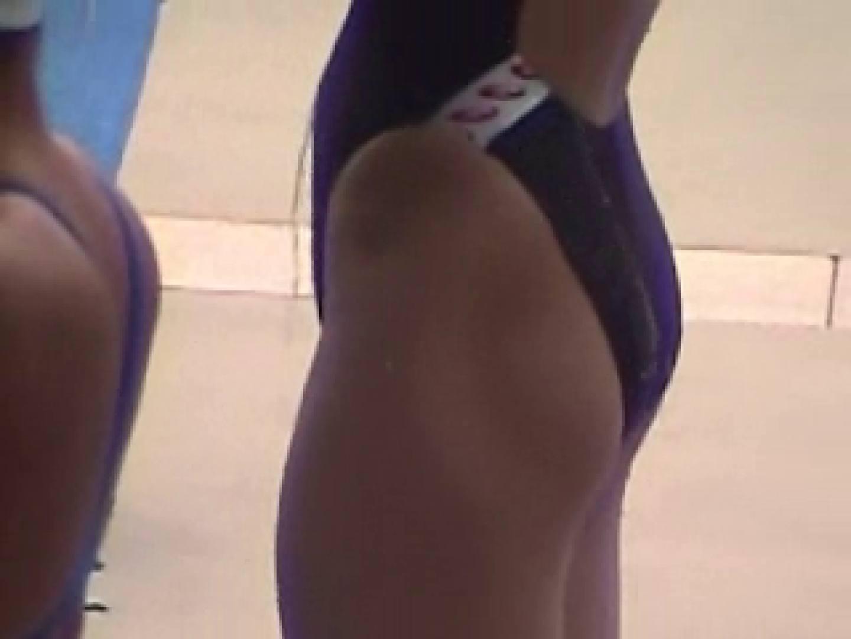 競泳オリンピック代表選手 追い撮り盗撮 0   0  95連発 93