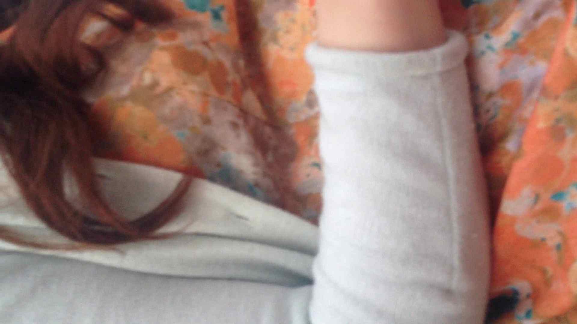 おまんこ丸見え:10(10日目)彼女の足を接写で!:大奥