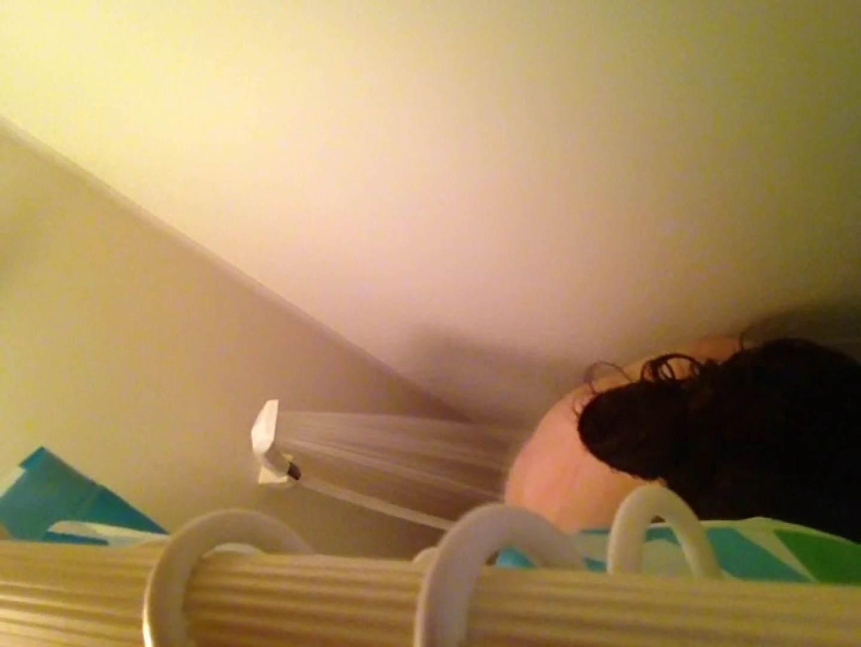 11(11日目)上からシャワー中の彼女を覗き見 覗き  95連発 26