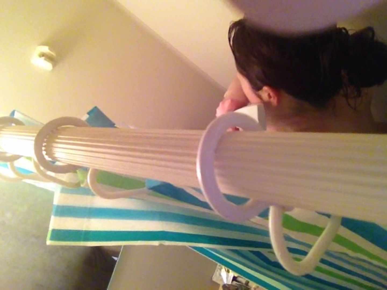 11(11日目)上からシャワー中の彼女を覗き見 覗き  95連発 52