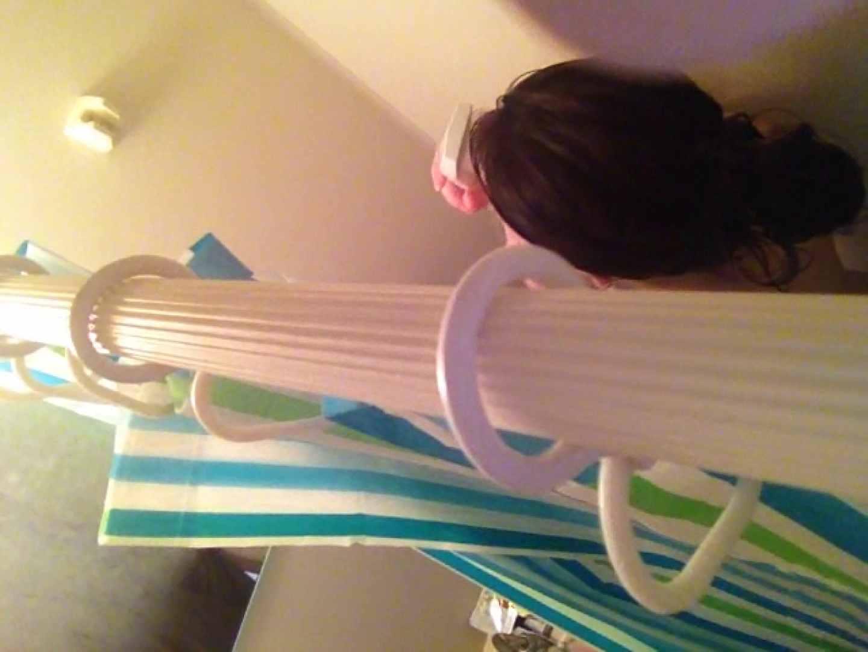 11(11日目)上からシャワー中の彼女を覗き見 覗き | シャワー  95連発 53
