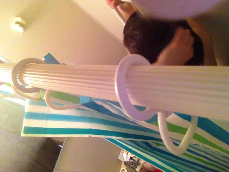 11(11日目)上からシャワー中の彼女を覗き見 覗き  95連発 64