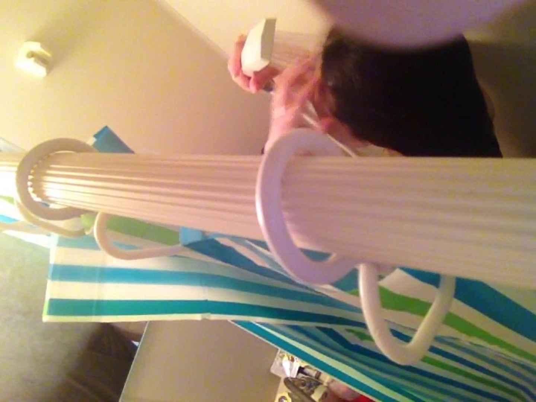 11(11日目)上からシャワー中の彼女を覗き見 覗き | シャワー  95連発 67