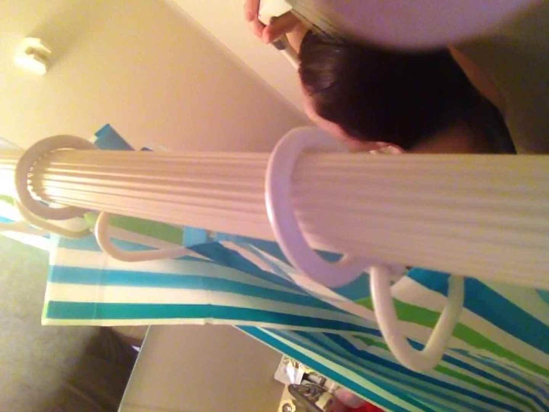 11(11日目)上からシャワー中の彼女を覗き見 覗き  95連発 68