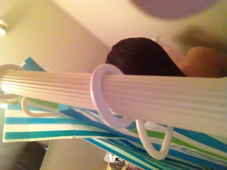 11(11日目)上からシャワー中の彼女を覗き見 覗き | シャワー  95連発 83