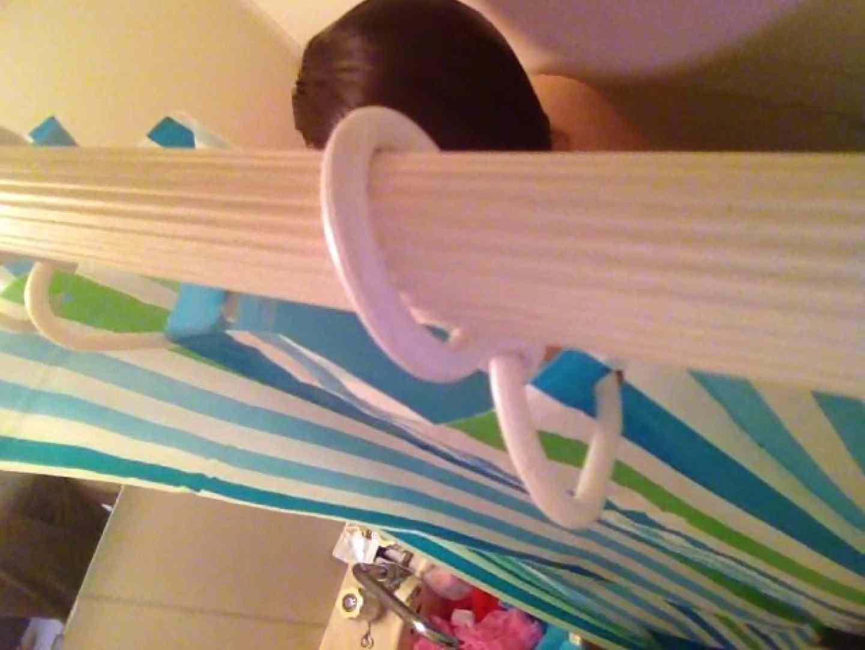 11(11日目)上からシャワー中の彼女を覗き見 覗き  95連発 90