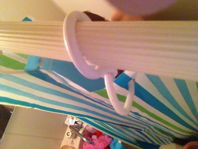11(11日目)上からシャワー中の彼女を覗き見 覗き | シャワー  95連発 95