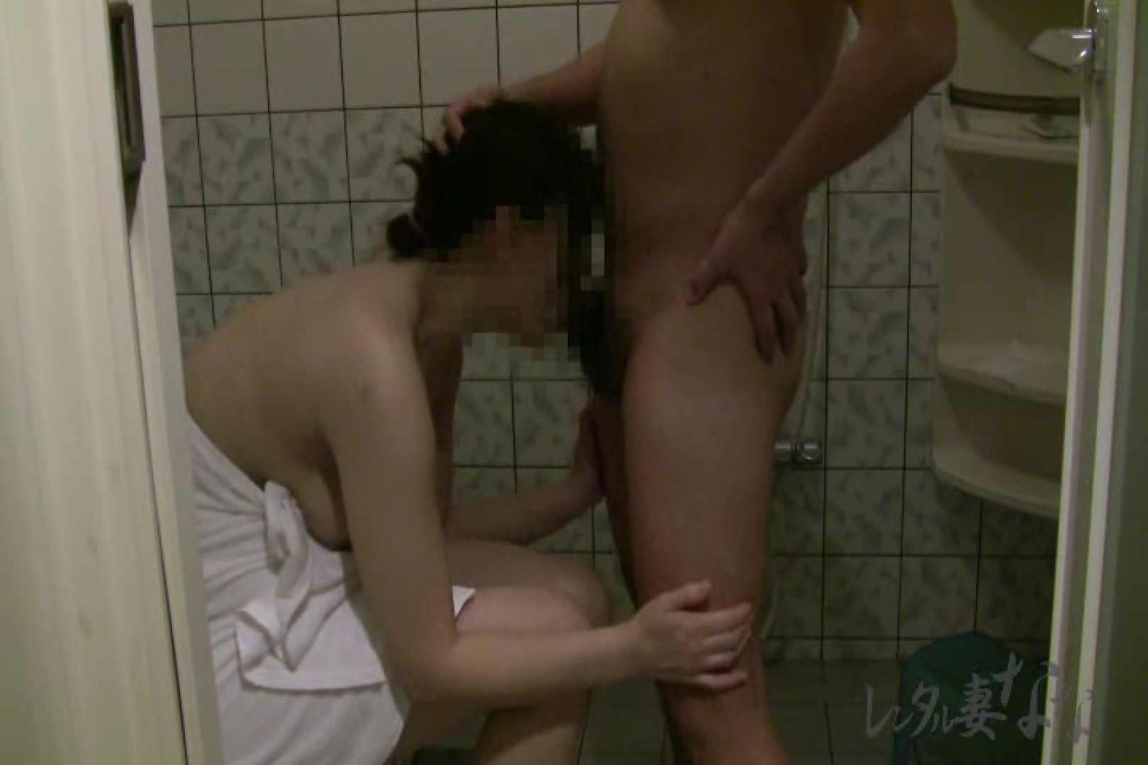 レンタル妻ななvol.5 お風呂で剃毛編 手マン のぞき動画画像 86連発 74