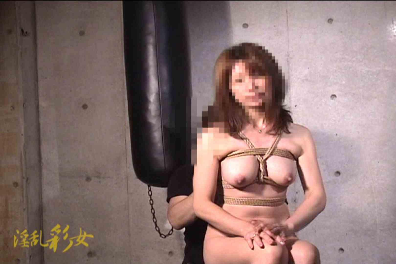 淫乱彩女 麻優里 スタジオで撮影 乳首くっきり ヌード画像 65連発 27