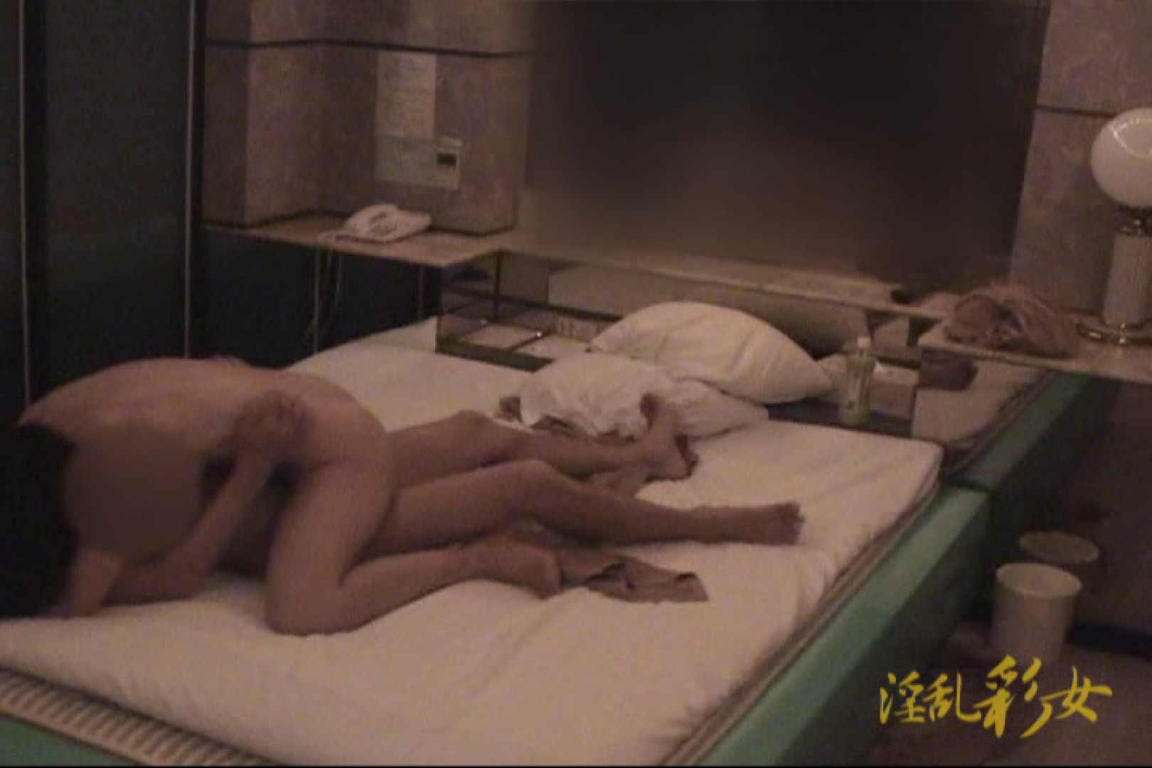 淫乱彩女 麻優里 ホテルで3P絶倫編 3P AV無料 53連発 32