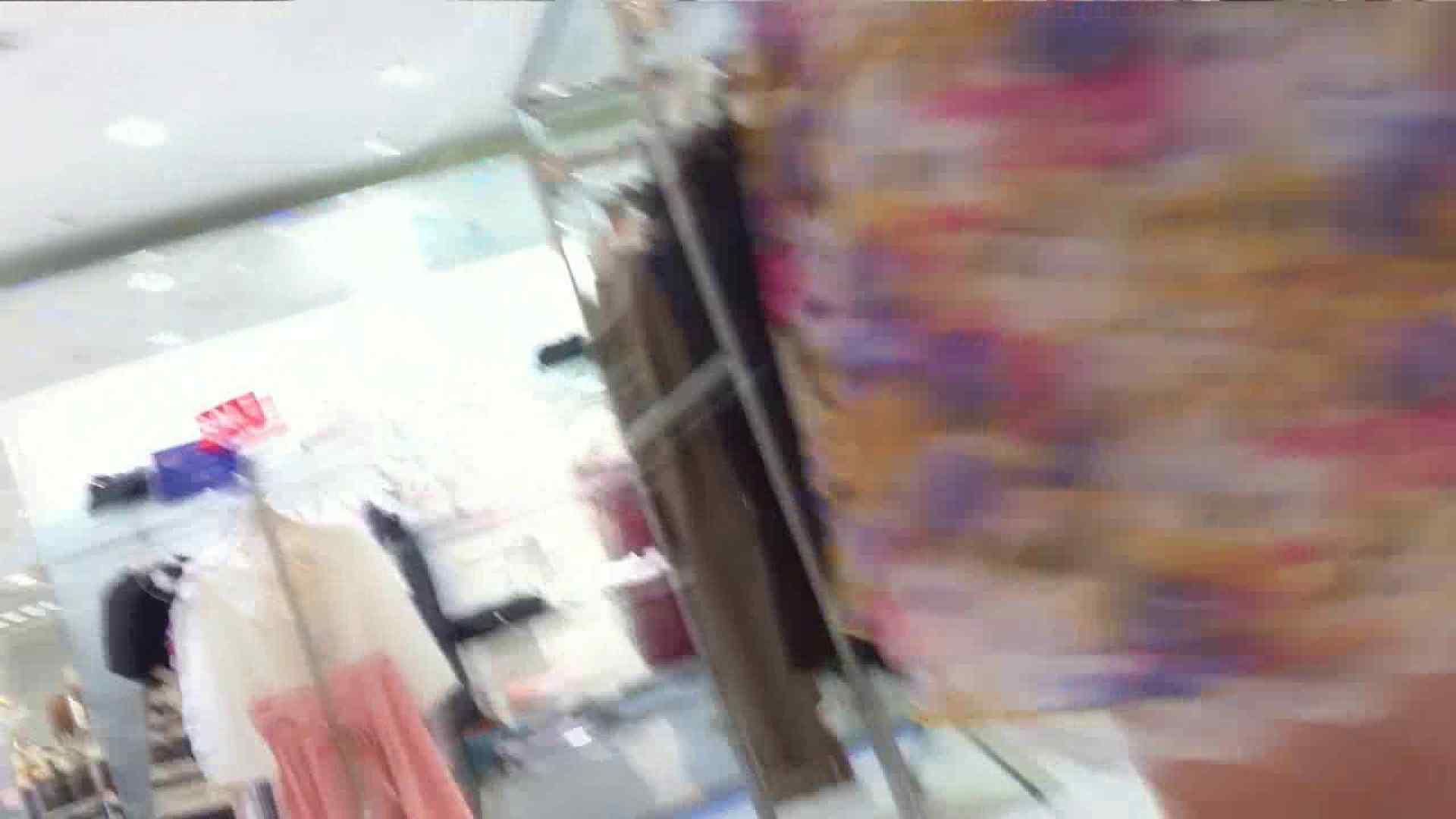 おまんこ丸見え:あれこのショップ‼あのカリスマ店員‼今日は黒パンツ‼:ピープフォックス(盗撮狐)