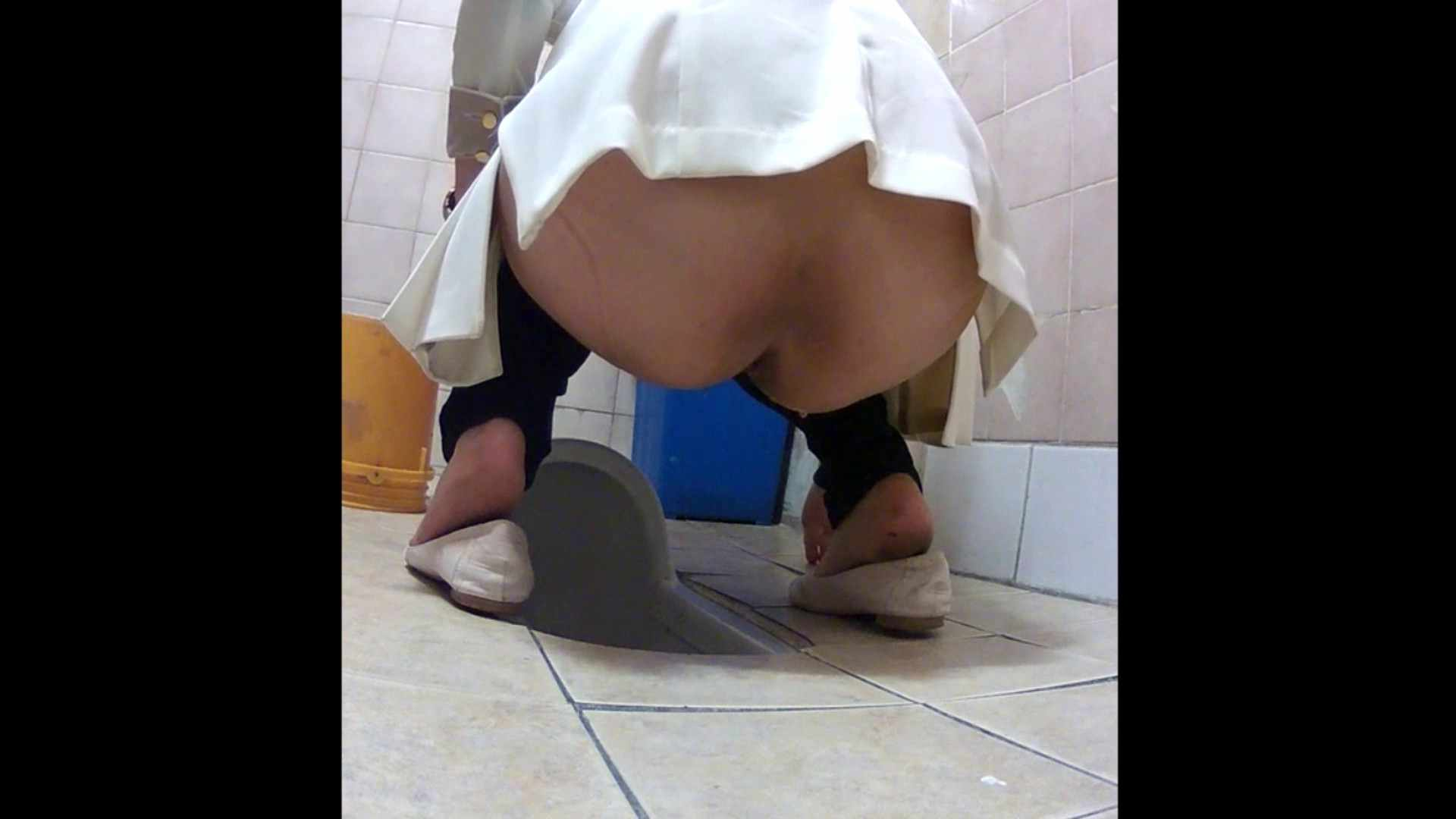 おまんこ丸見え:潜入!!韓国秘密のトイレ!Vol.06:ピープフォックス(盗撮狐)