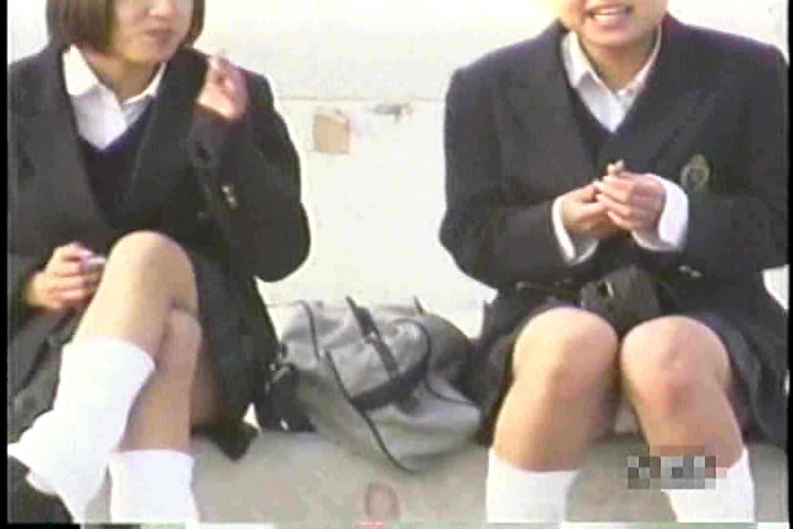 おまんこ丸見え:魅惑のデルタゾーンVol.4 春夏秋冬1.No2:ピープフォックス(盗撮狐)