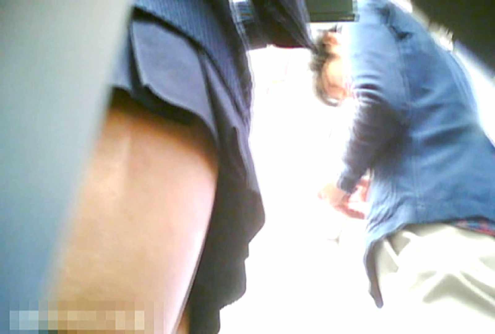 おまんこ丸見え:「チキン男」さんの制服ウォッチングVol.6:ピープフォックス(盗撮狐)